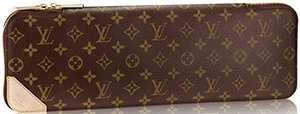 Louis Vuitton 5 Tie Case Monogram Canvas: US$895.