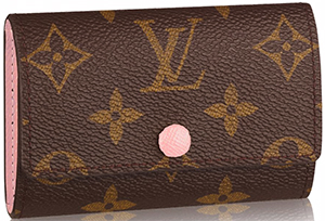 Louis Vuitton 6 Key Holder: US$250.