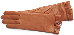 Ralph Lauren Women's Nappa Leather Gloves: US$695.