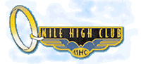 Mile High Club Key Ring: US$6.95.