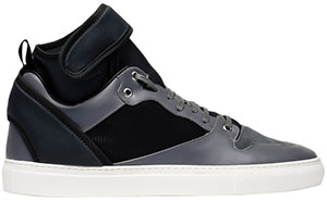 Balenciaga Neoprene men's high sneakers: US$795.