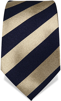 Eties Hundred 53 Blue 7 Fold Tie: €165.