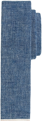 Japanese Selvedge Chambray tie: US$83.