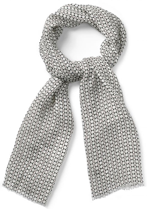 Mark Giusti 'Gatsby' Men's Scarf: £85.