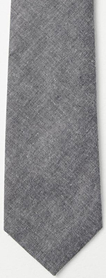 Rag & Bone Chambray tie: US$95.