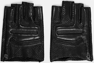 Zadig & Voltaire Fingerless Drea Women's Gloves: €95.