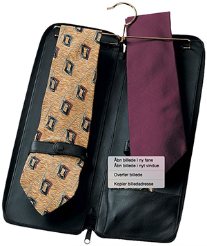 Montblanc Nightflight Tie Case: US$270: US$99.99.
