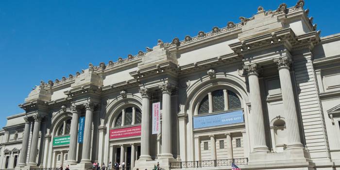 Metropolitan Museum of Art, 1000 5th Avenue, New York City, NY 10028, U.S.A.