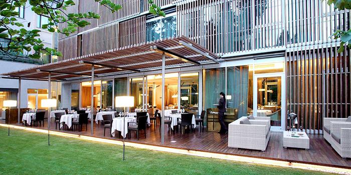 ABaC Restaurant at hotel ABaC, Avinguda del Tibidabo 1, 08022 Barcelona.