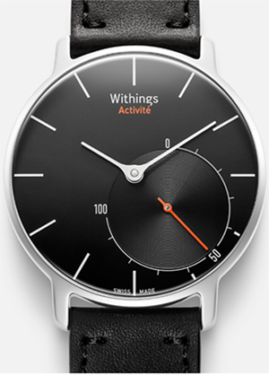 Withings Activité smartwatch: US$450.