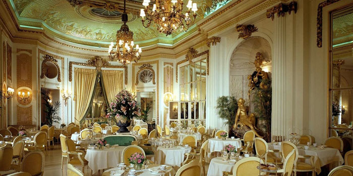 Afternoon Tea at the Ritz, The Ritz London, 150 Piccadilly, London W1J 9BR, England, U.K.