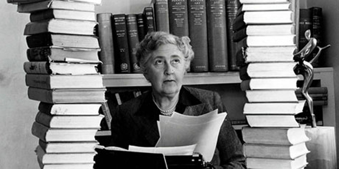 Agatha Christie (1890-1976) - she is best remembered for the 66 detective novels and more than 15 short story collections most of which revolve around the investigations of Hercule Poirot and Miss Jane Marple.