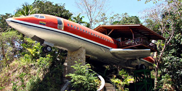 727 Fugelage Home at Hotel Costa Verde, Manuel Antonio National Park near Quepos, Costa Rica.