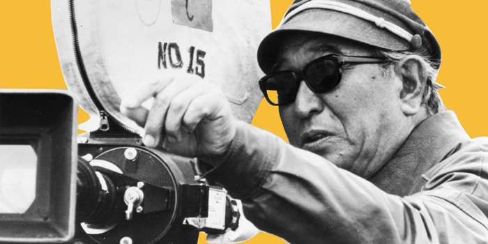 Akira Kurosawa - Japanese film director, screenwriter, producer, and editor (1910-1998).