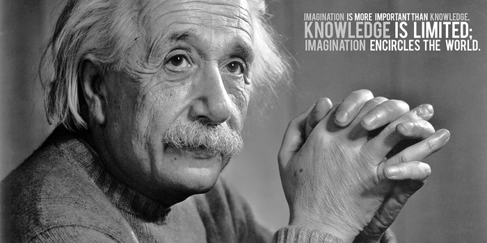 Albert Einstein (1879-1955). German-born theoretical physicist who developed the general theory of relativity.