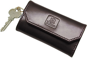 Alden 4 Ring Key Case.