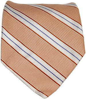 Hart Schaffner Marx Striped Neck Tie Silk Necktie: US$25.