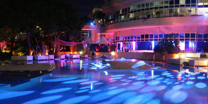 Amber Lounge Grand Prix Party Packages.