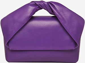 J.W.Anderson Pourple Twist Bag: £925.