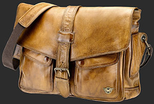 Matchless Courier Unisex Courier Bag.