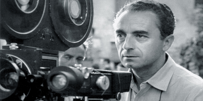 Michelangelo Antonioni - Italian film director, screenwriter, editor, and short story writer (1912-2007).