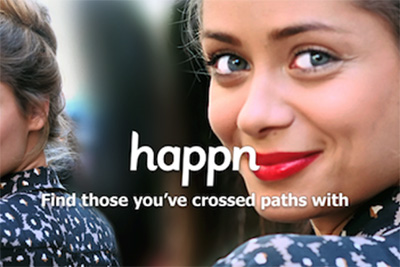 Happn Lets You Internet Date People You Pass On The Street.