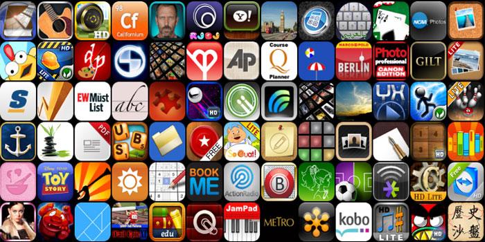 App Store (iOS).