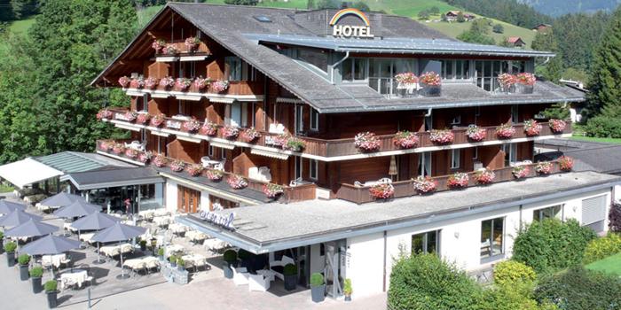 Arc-en-ciel, Egglistrasse 24, CH-3780 Gstaad, Switzerland.