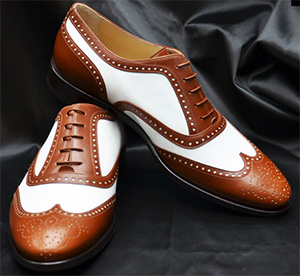 Cleofe Finati men's shoes.