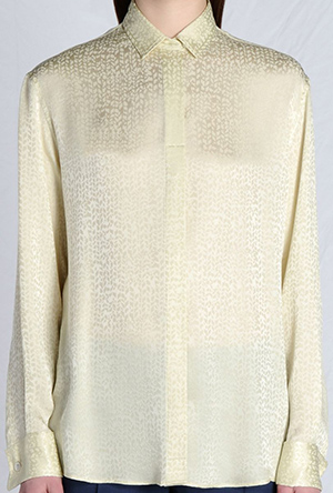 Maison Martin Margiela Première Long sleeve men's shirt: US$1,140.