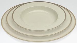 Armani / Casa Durer tableware.