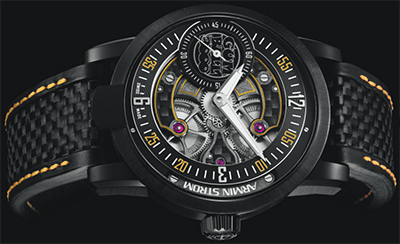 Armin Strom Gumball 3000 Collection: Double Barrel Gumball 3000.