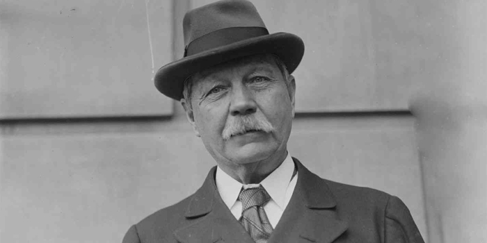 Arthur Conan Doyle (1859-1930) - most noted for his fictional stories about the detective Sherlock Holmes, which are generally considered milestones in the field of crime fiction.