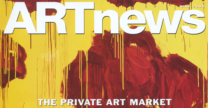 ARTnews   The most widely read art magazine in the world.
