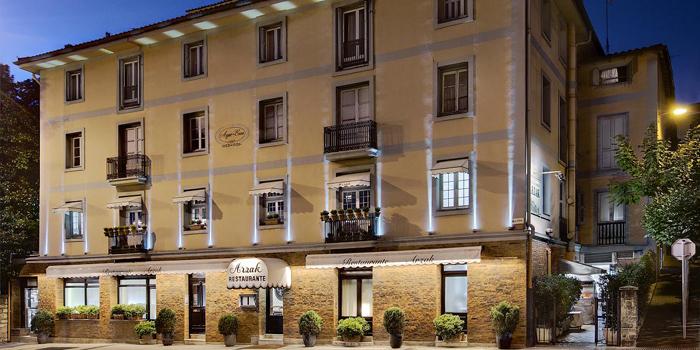 Arzak Restaurante, Avda. Alcade José Elósegui 273, 20008 Donostia / San Sebastián, Gipúzkoa, Basque Country.
