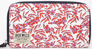 Jack Willis Ascherson women's wallet.