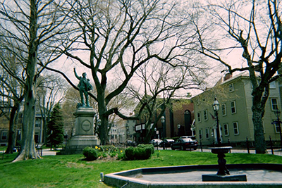 Washington Square, Newport, RI 02842.