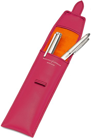 Aspinal of London Women's Small Pen Case: €50.