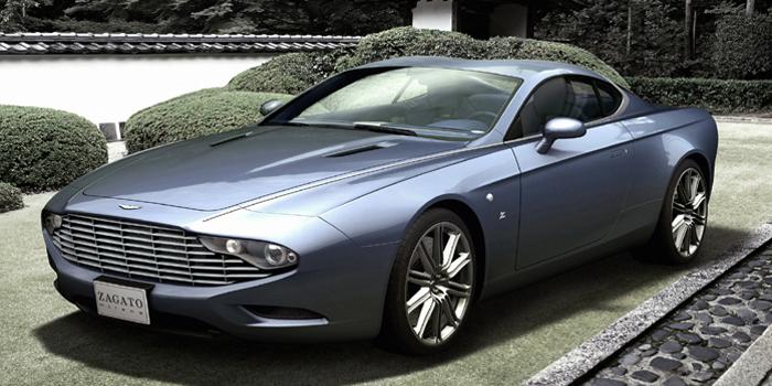 Aston Martin DBS Coupé Zagato Centennial (2013-).