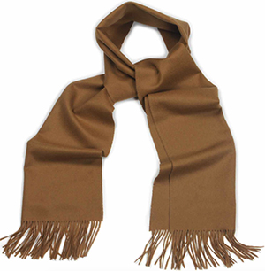 A Suitable Wardrobe 100% Vicuña Men's Scarf: US$1,350.