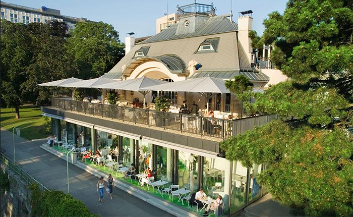 stadtpark restaurant