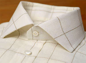 William Westmancott bespoke men's shirts.