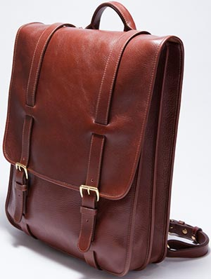 Lotuff Leather Backpack: US$1,300.