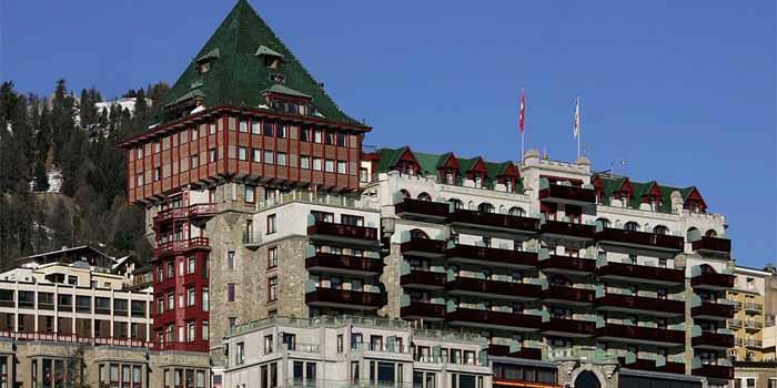 Badrutt's Palace Hotel, Via Serlas 27, 7500 St. Moritz, Switzerland.