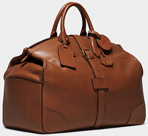 Dunhill Duke Large Zip Tote: £3,900.