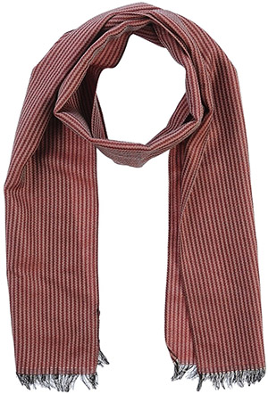 Ballantyne women's oblong scarf: US$70.