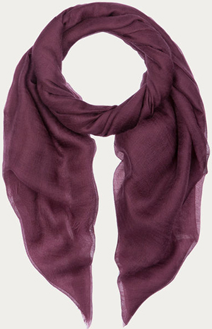Bally Women's Cashmere Voile Scarf: US$695.