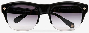 Balmain Square-Frame Acetate Women's Sunglasses: €259.