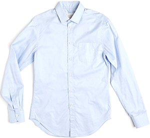 Band of Outsiders Solid Poplin Dress Shirt: US$325.