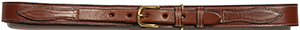 Michael Bastian Ranger Men's Belt: US$195.